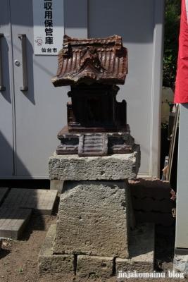 羽黒神社 (仙台市青葉区北山)14