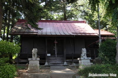 荒巻神明社  (仙台市青葉区荒巻神明町)4