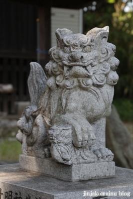荒巻神明社  (仙台市青葉区荒巻神明町)5