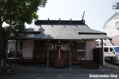 堤町天神社  (仙台市青葉区堤町)2