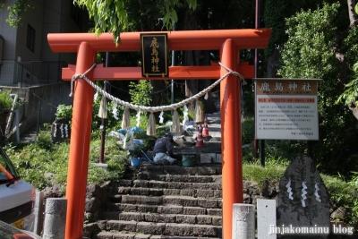 鹿島神社 (仙台市青葉区青葉町)1