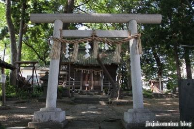鹿島神社 (仙台市青葉区青葉町)5