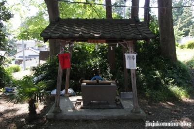 鹿島神社 (仙台市青葉区青葉町)6