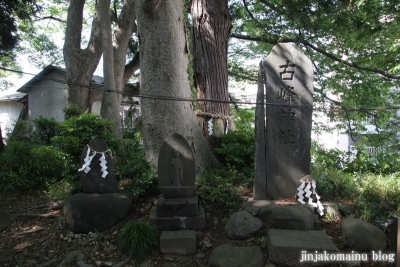 鹿島神社 (仙台市青葉区青葉町)12