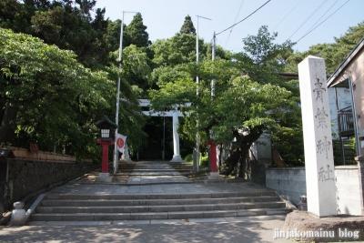 青葉神社 (仙台市青葉区青葉町)1
