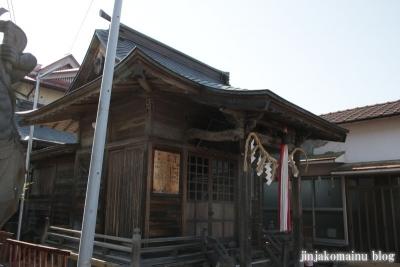 熊野神社 (仙台市青葉区通町)8