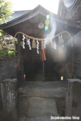 熊野神社 (仙台市青葉区通町)20