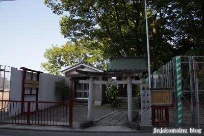 磐上雨宮神社  (仙台市青葉区堤通雨宮町)1