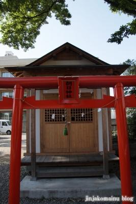 朝日神社 (仙台市青葉区上杉)4