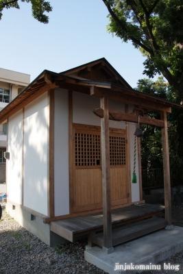 朝日神社 (仙台市青葉区上杉)5