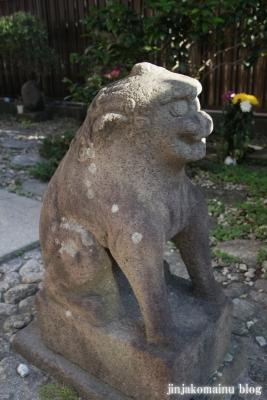 瀧澤神社 (仙台市青葉区本町)12