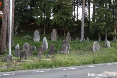 須賀神社 (仙台市泉区野村字萩塚)2