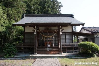須賀神社 (仙台市泉区野村字萩塚)10