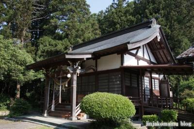 須賀神社 (仙台市泉区野村字萩塚)13