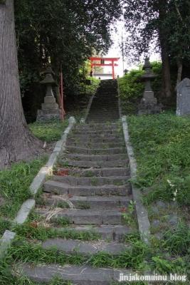 須賀神社 (仙台市泉区野村字萩塚)5