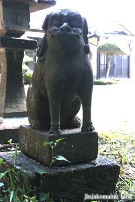 須賀神社 (仙台市泉区野村字萩塚)17