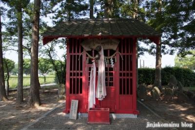 仁渡神社 (仙台市泉区古内)5
