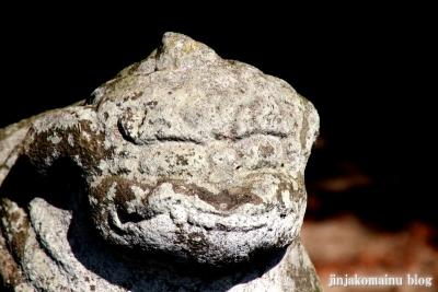仁渡神社 (仙台市泉区古内)18
