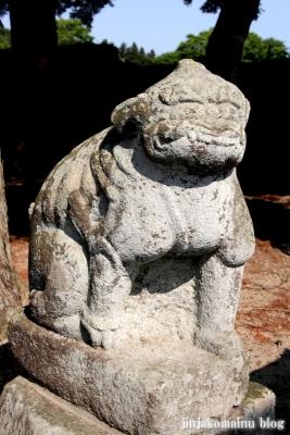 仁渡神社 (仙台市泉区古内)11