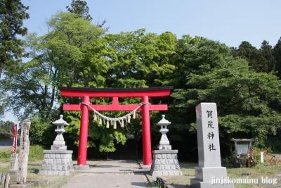 賀茂神社 (仙台市泉区古内字糺)1