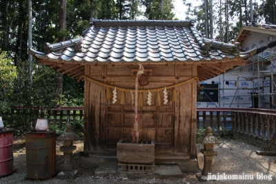 賀茂神社 (仙台市泉区古内字糺)19