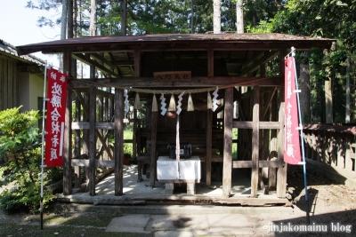 賀茂神社 (仙台市泉区古内字糺)39