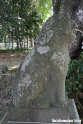 賀茂神社 (仙台市泉区古内字糺)6