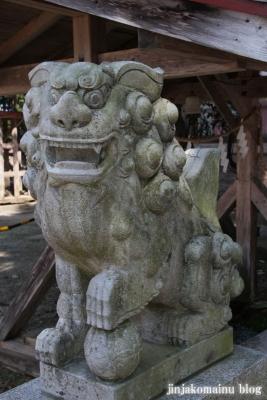 賀茂神社 (仙台市泉区古内字糺)16