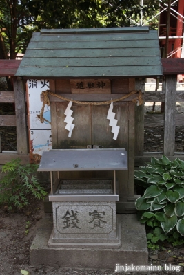 賀茂神社 (仙台市泉区古内字糺)40