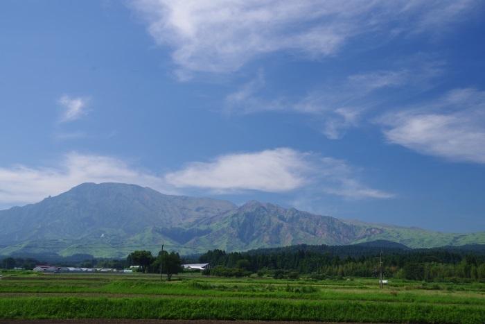 圧巻阿蘇山