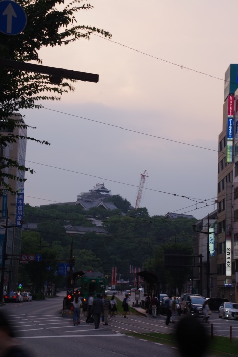 シンボル熊本城