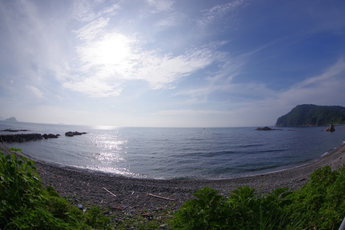 阿武町日本海