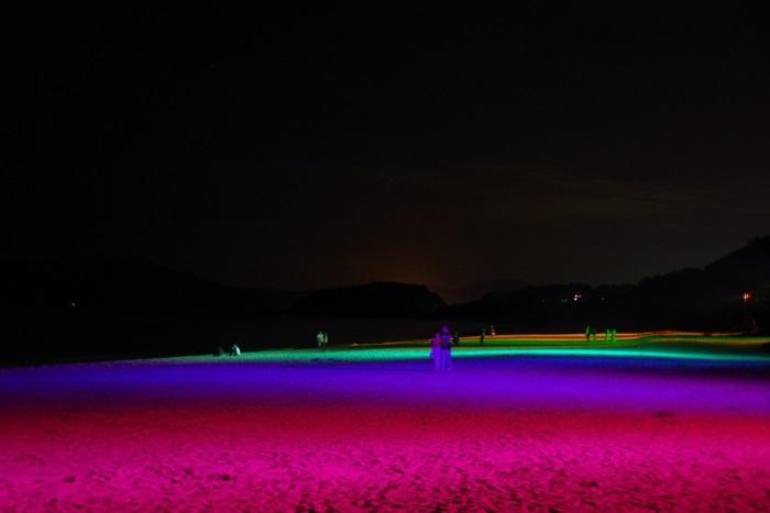 虹ケ浜幻想世界