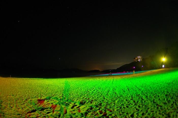 虹ケ浜不思議な世界