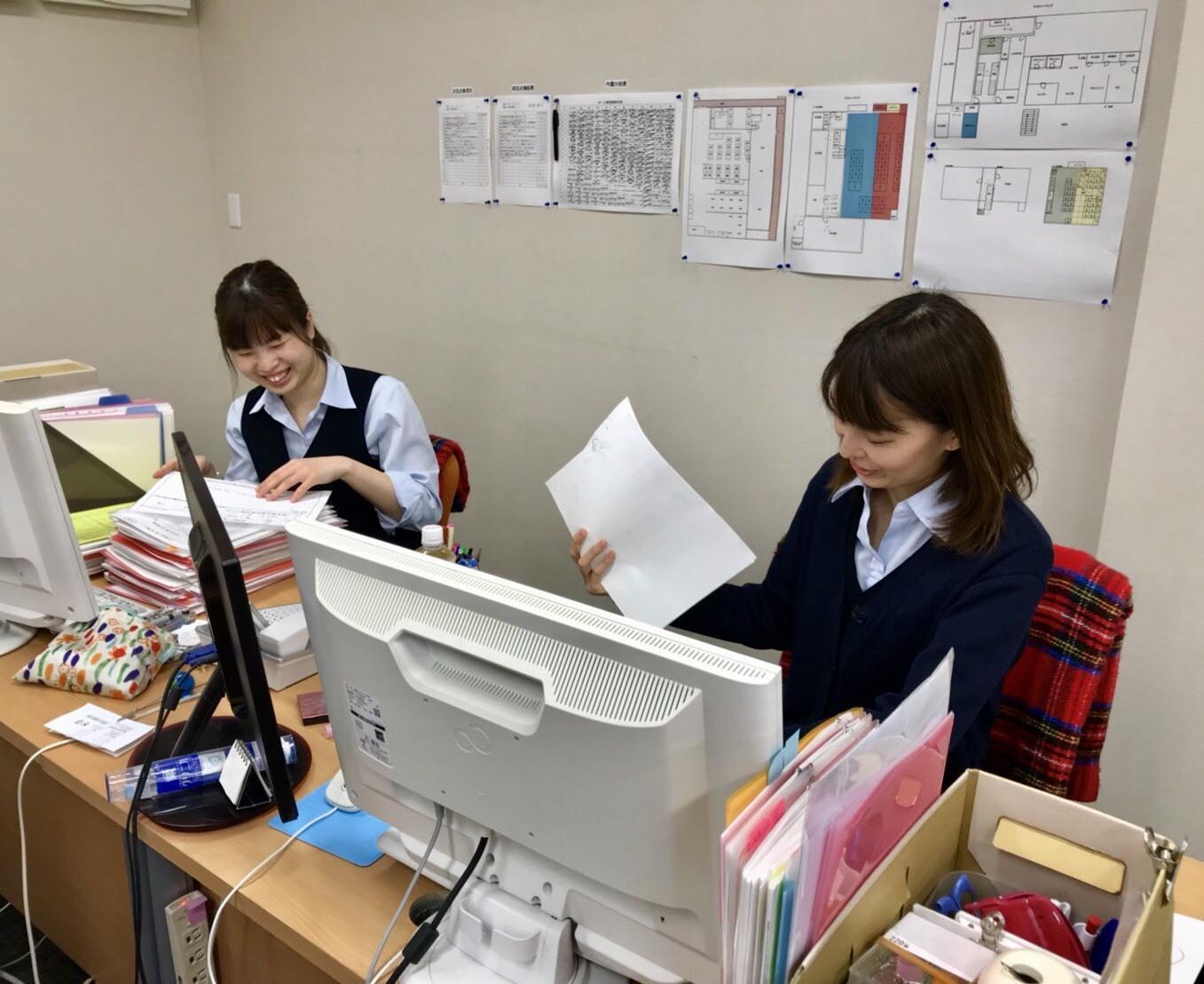 時給2000円の事務職