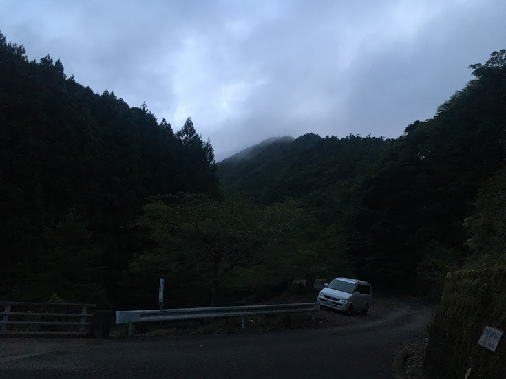 2018大塔山/夜明け