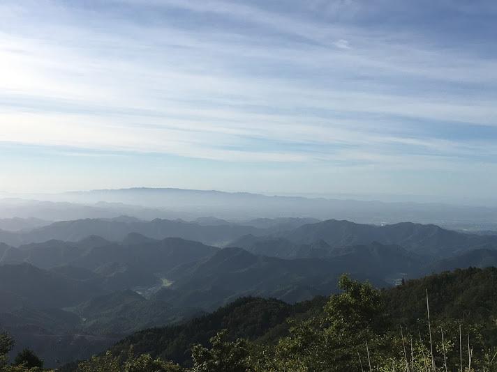 2018笠形山/景色2