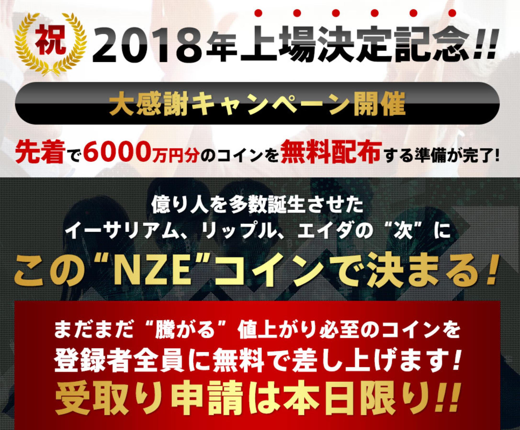 松宮義仁 NZEコイン「NAGEZENI」1