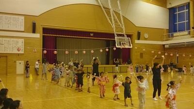 盆踊り会2