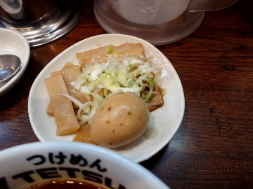 クリエイトレストランツ つけめんTETSU 特製辛つけ麺05 201802