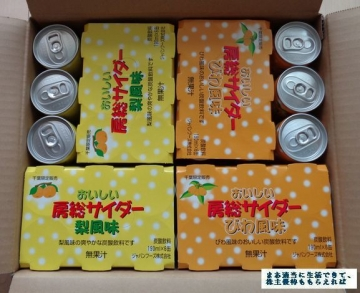 ジャパンフーズ サイダーセット03 201803