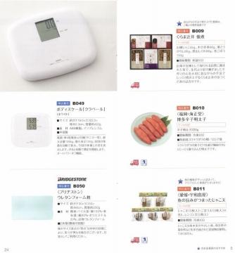 日本管財 優待カタログ P5 201803