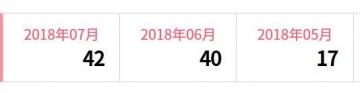 楽天インサイト ポイント履歴 201807