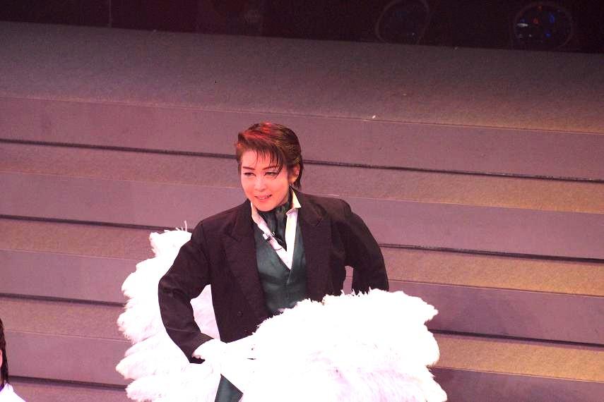 2009年9月20日 ガイズ公演 4回目 久路羽扇
