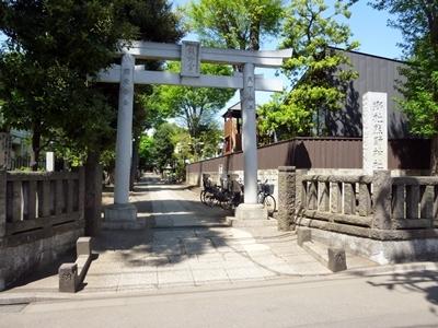 志村城_熊野神社