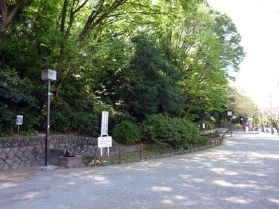 志村城_城山公園