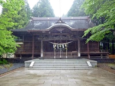 久保田城_彌高神社