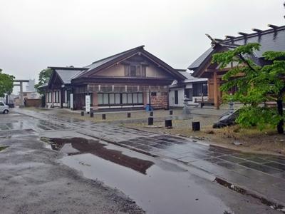 湊城_土崎神明社