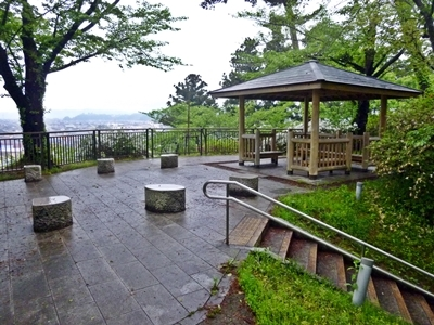 本荘城_弓櫓