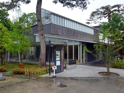 鶴ヶ岡城_藤沢周平記念館